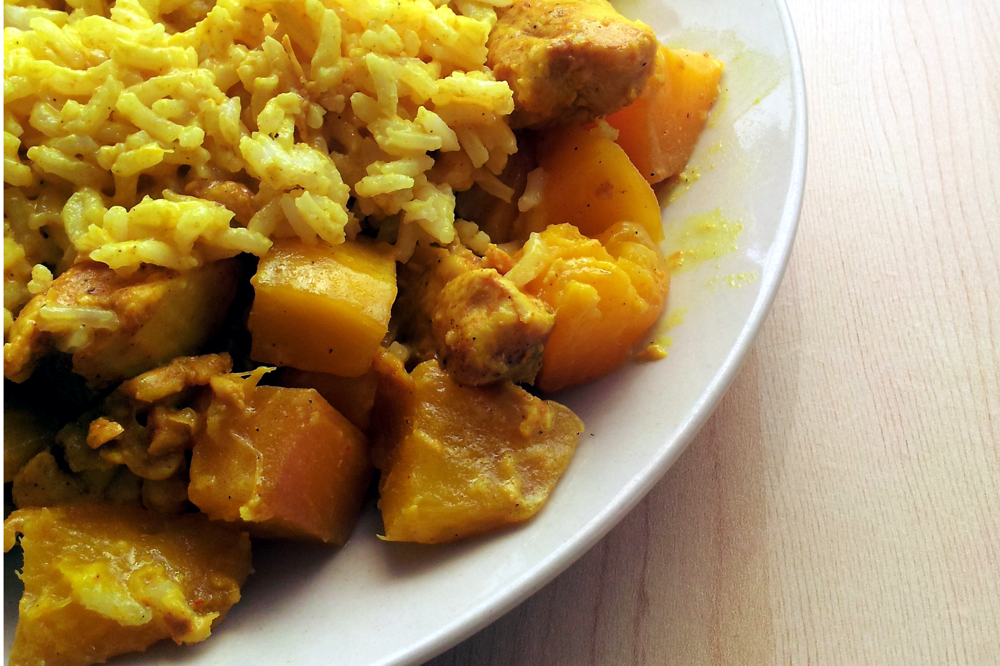 Curry Z Kurczaka I Mango Kuchenne Przygody